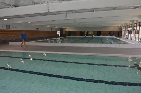 Partenariat avec la piscine de La Mure